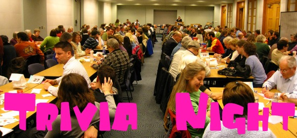 Trivia Night at the Topeka and Shawnee County Public Library