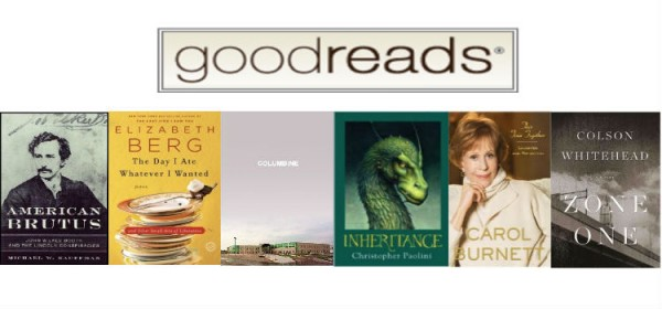 Current Reads on Goodreads